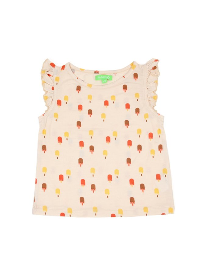 Lily Balou Top Eline Ice Cream Pink