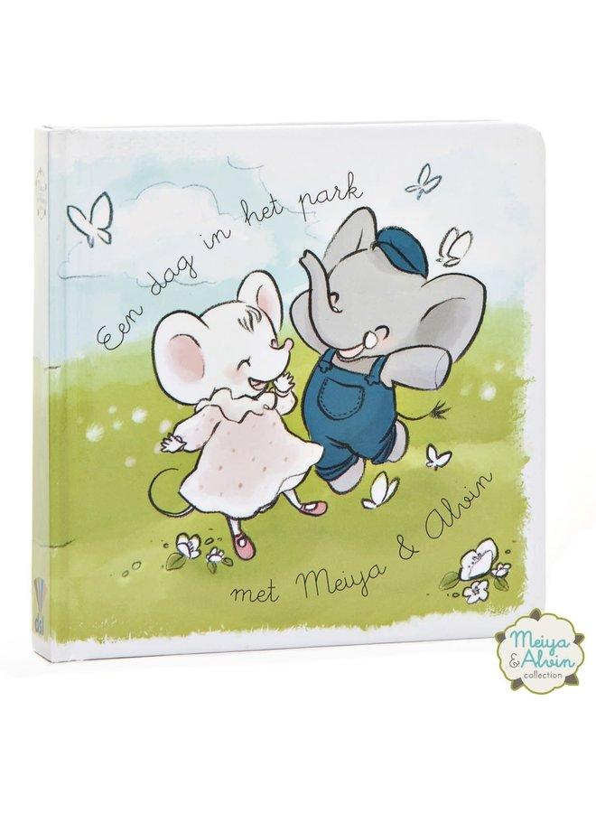 Boek een dag in het park met Meiya & Alvin