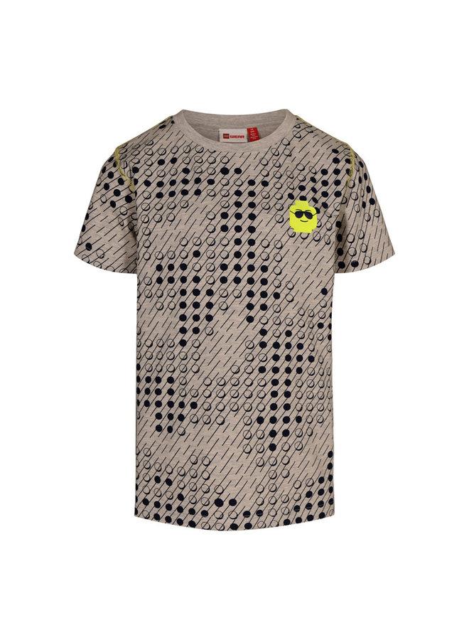 Legowear Jongens Tshirt LWTOBIAS 307
