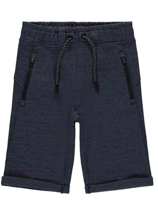 Name-it Jongens Sweat Short Scott Dark Sapphire