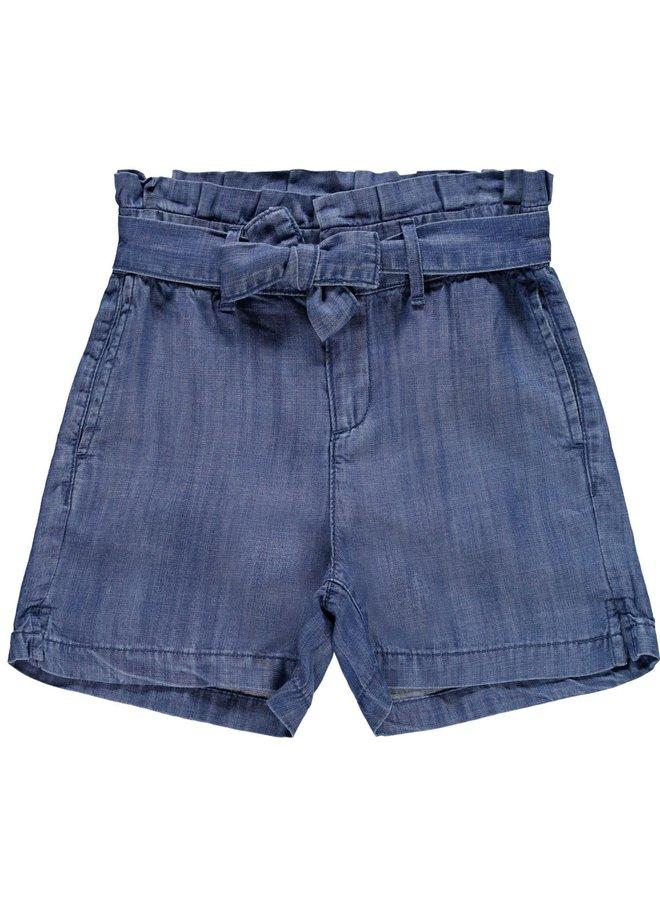 Name-it Meisjes Jeans Short RandI DNMTAKAREN