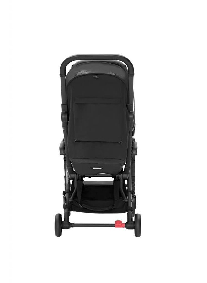 Qtus Compacte Kinderwagen Tody Zwart