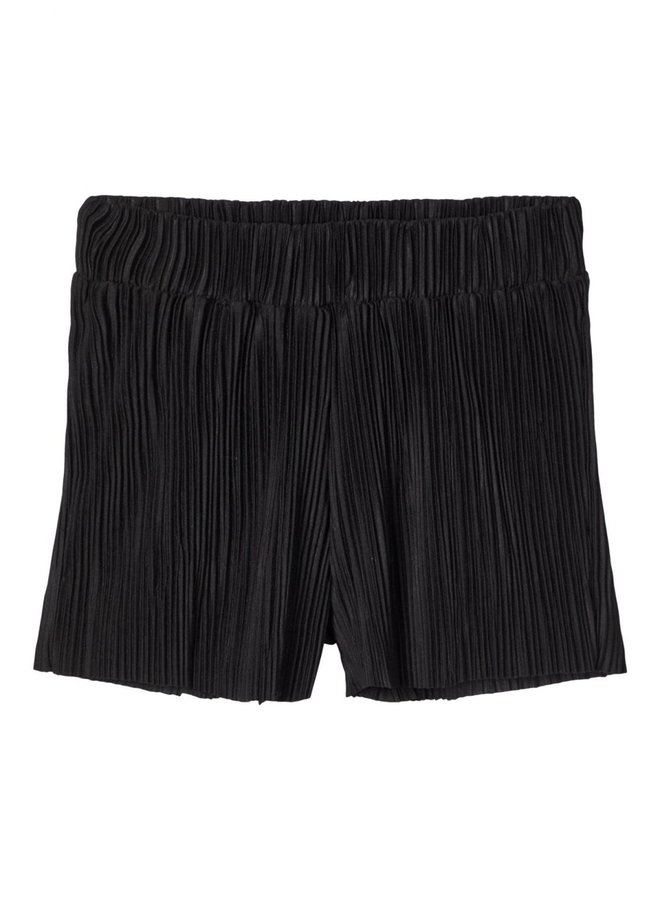 Name-it Zwarte Meisjes Wide Short NKFDOSINE Black