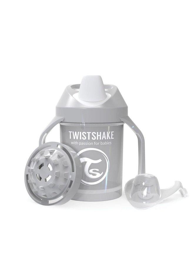 Twistshake Mini Cup 230ml Pastel Grey