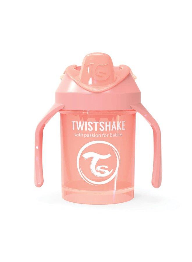 Twistshake Mini Cup 230ml Pastel Peach