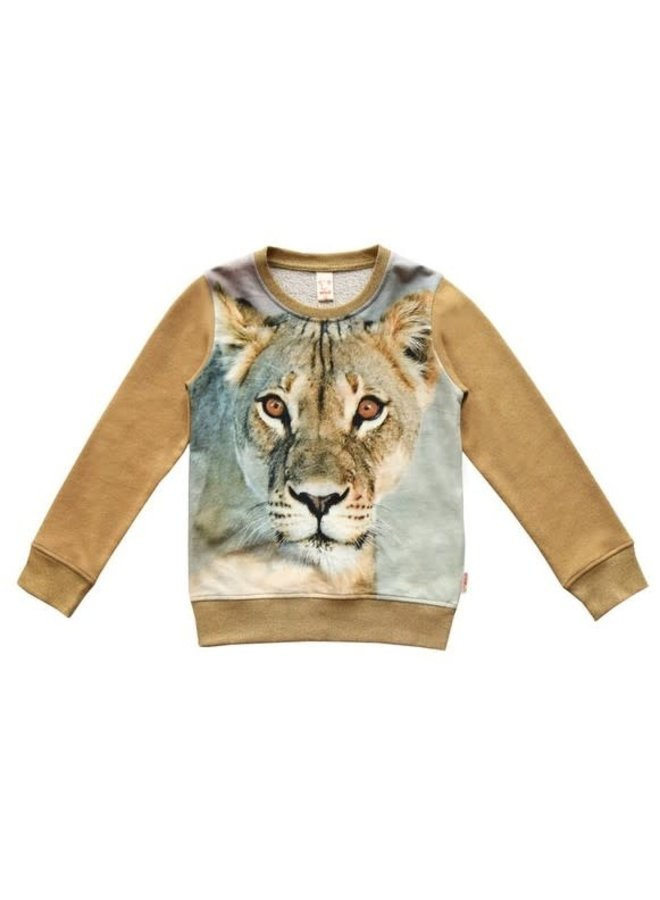 Wild Meisjes Sweater STELLA Tanzania