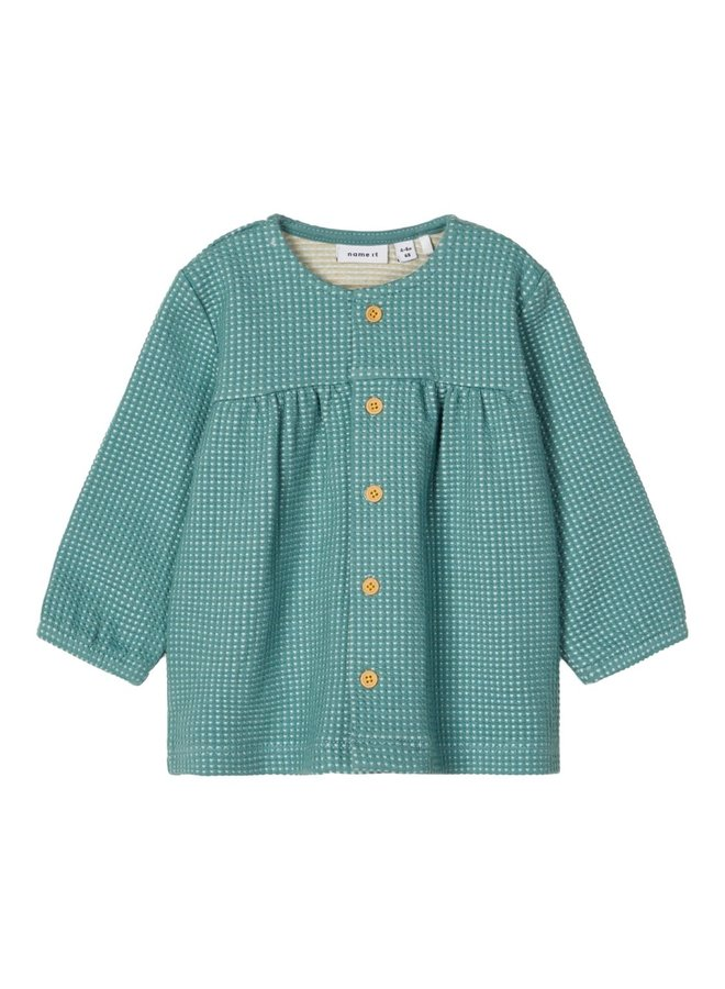 Name-it Newborn Meisjes Cardigan Kalinka Trellis
