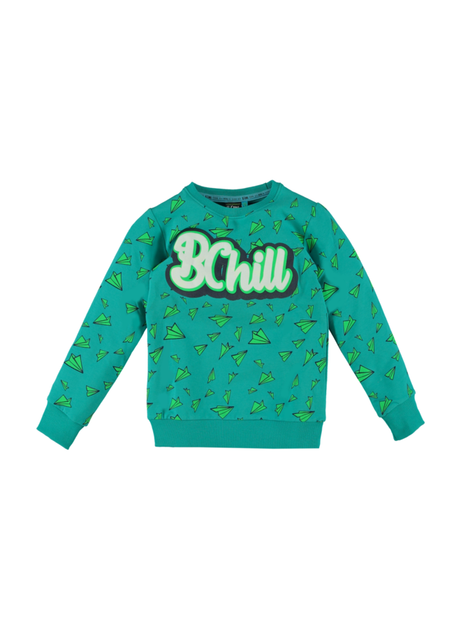 B'Chill Jongens Sweater Dick