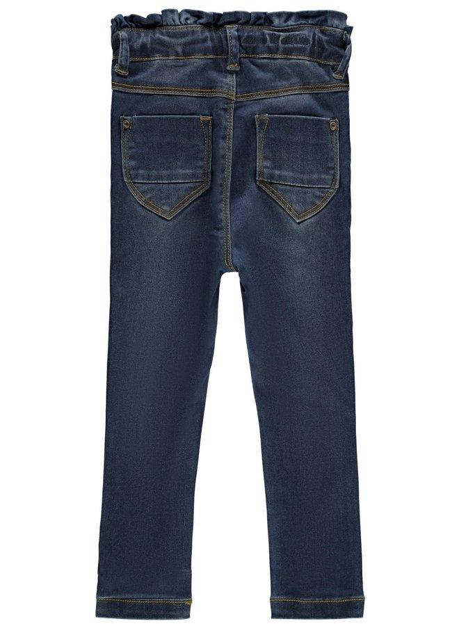 Name-it Meisjes Jeansbroek Polly Dnmtoras Dark Blue