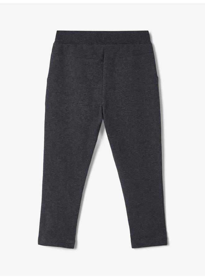 Name-it Jongens Sweat Pants Lewi Dark Grey Melange