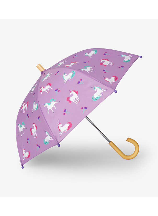 Hatley Regenparaplu Playful Unicorns
