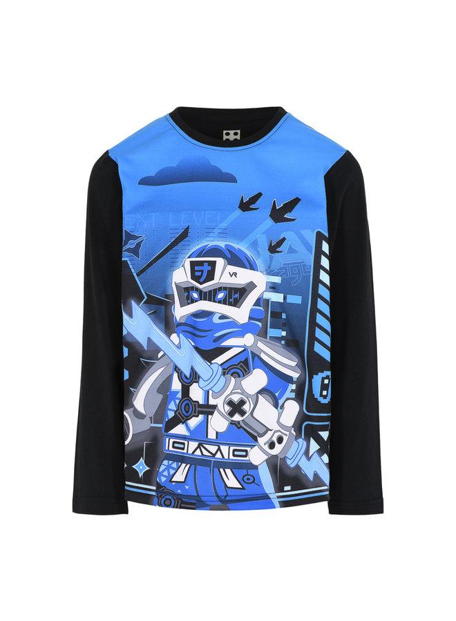 Legowear Blauwe Jongens Pyjama Lego Ninjago M22799