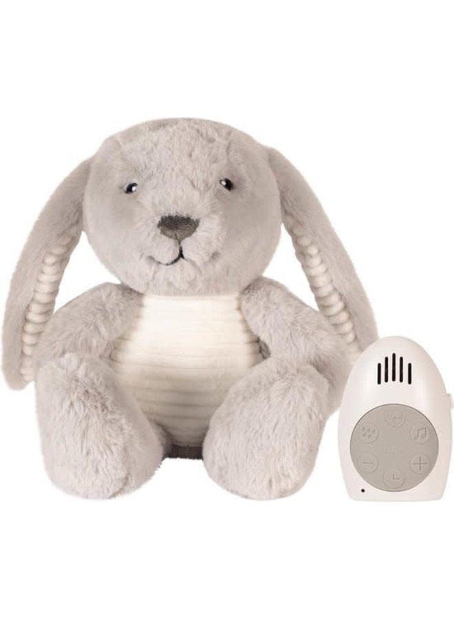 Flow Hartslag Comforter Milo Bunny Grijs