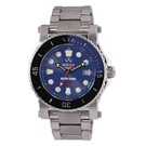 Polaris navy blue dial with stainless case and bracelet 42003