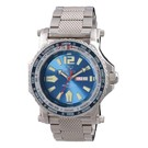Proton bright blue dial with stainless bracelet 91603