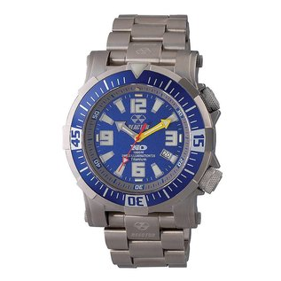 Poseidon LE Titanium Blue Dial 54903