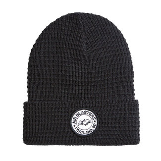 Airblaster Team Beanie Black