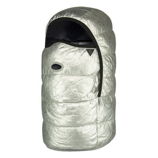 Airhole Airhood Packable Tyvek Silver M/L