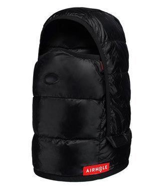 Airhole Airhood Packable Black M/L