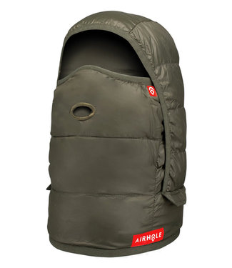 Airhole Airhood Packable Army M/L