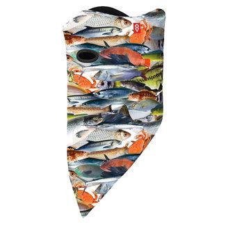Airhole Facemask Standard Fish M/L