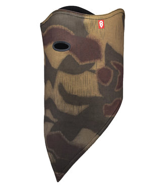 Airhole Facemask Standard Rain Camo M/L