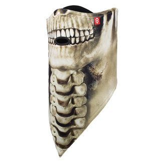 Airhole Facemask Standard Skull M/L