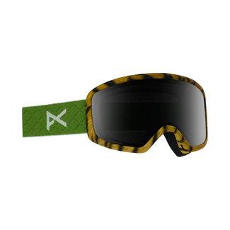 Anon Deringer Goggle MFI Tiger/Sonarsmoke + extra lens