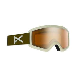 Anon Helix 2.0 Sonar Goggle Olive/Sonarbronze + extra lens