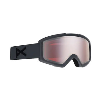 Anon Helix 2.0 Sonar Goggle Stealth/Sonarsilver + extra lens