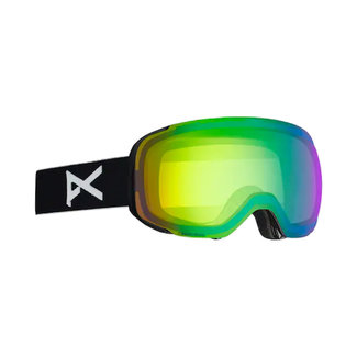 Anon M2 Goggle MFI Black/Green + extra lens