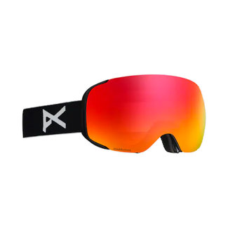 Anon M2 Goggle MFI Black/Red + extra lens