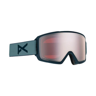 Anon M3 Goggle MFI Gray/Sonar Silver + extra lens