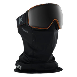 Anon M4 Toric MFI Goggle & Face Mask Tort/Smoke + extra lens