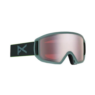 Anon Relapse Goggle MFI Gray/Silver + extra lens