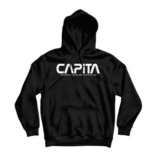 Capita Mars 1 Hooded Fleece Black