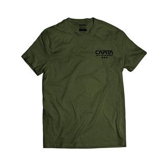 Capita Dharma T-Shirt Olive