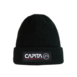 Capita Station 1 Beanie Black