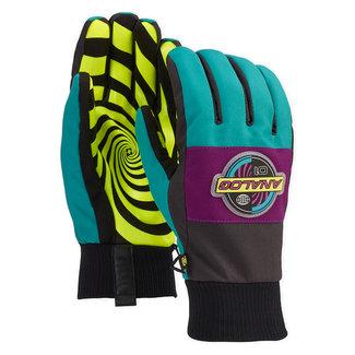 Analog Bartlett handschoen Green-Blue Slate