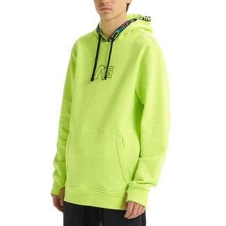 Analog Crux Snowboard Pullover Hoodie High Viz
