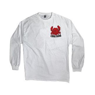 Crab Grab Crab Rose Long Sleeve T-shirt