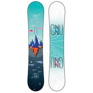 Gnu Asym Velvet C2 Snowboard
