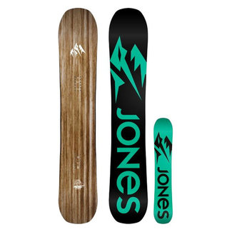 Jones Snowboards Womens flagship Snowboard 144