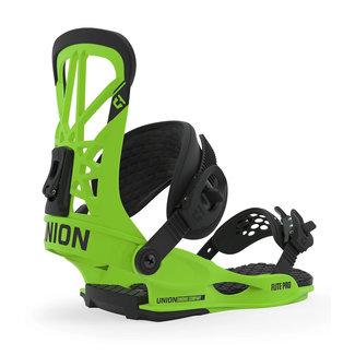 UNION Flite Pro Snowboard Binding Acid Green