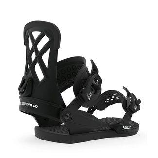 UNION Milan Snowboard Binding Black