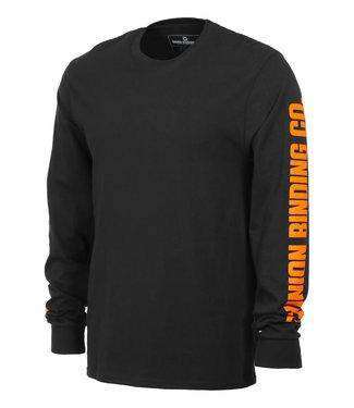 UNION UBC Long Sleeve Tshirt Black