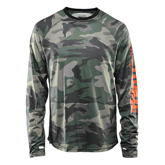 Thirty-Two Ridelite Longsleeve T-shirt Camo