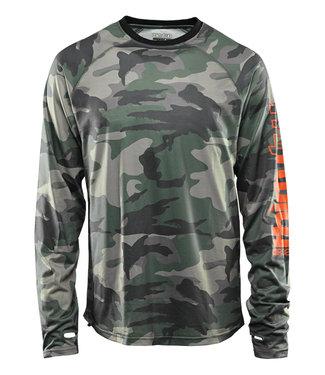 Thirty-Two Ridelite Longsleeve T-shirt Camo