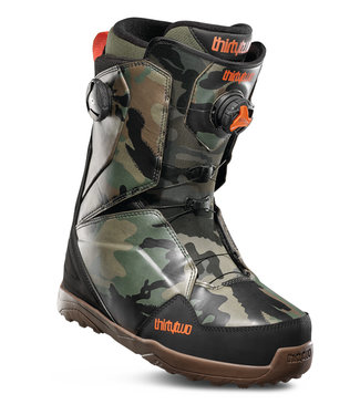 Thirty-Two Lashed Double Boa Snowboard Boots Camo