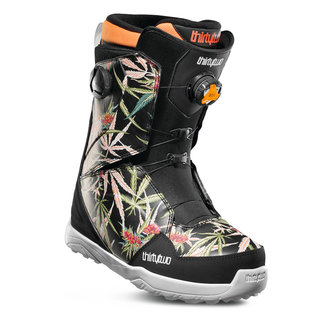 Thirty-Two Lashed Double Boa Snowboard Boots Alito Black/Aloha